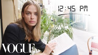 How Top Model Birgit Kos Gets Runway Ready | Diary of a Model | Vogue