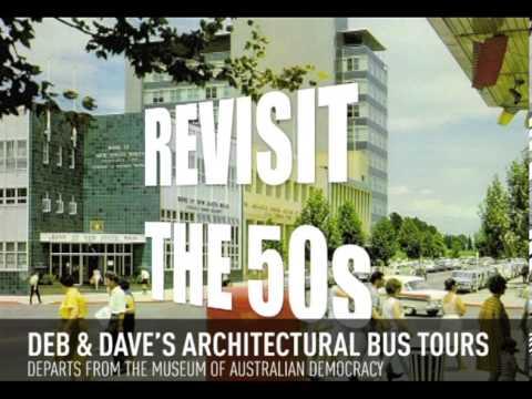 Deb & Dave's Architectural Bus Tours