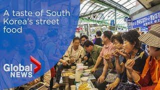 PyeongChang 2018: A taste of South Korea's street food