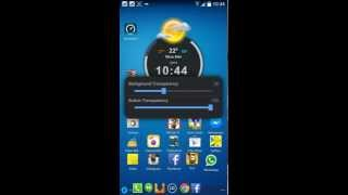 Best Android Launcher Ever Made (Tsf Shell)