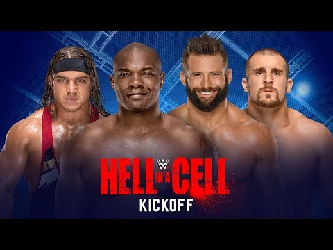 WWE Hell In A Cell Kickoff: Oct. 8, 2017 thumbnail