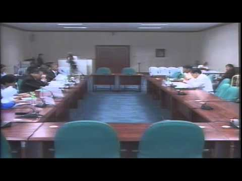 Committee on Banks, Financial Institutions and Currencies (November 10, 2015)