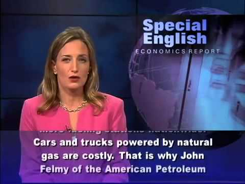 A World of Unconventional Fuels - VOA Special English - Economic Report