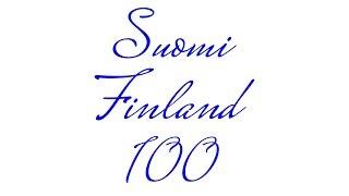 Suomi Finland 100 ( Suomi mainittuna televisiossa )