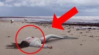 5 Sirenas Reales Captado en Video (TOP 2017)