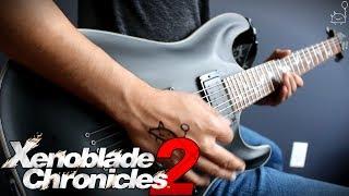 Counterattack - Xenoblade Chronicles 2 (Rock Cover)    Shady Cicada