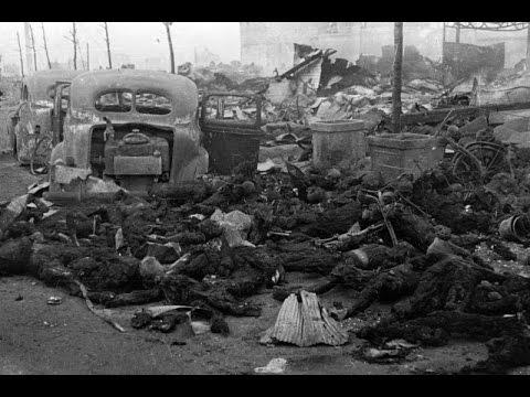 挑戰新聞軍事精華版--2000噸燃燒彈、10萬具焦屍,東京大空襲70周年祭