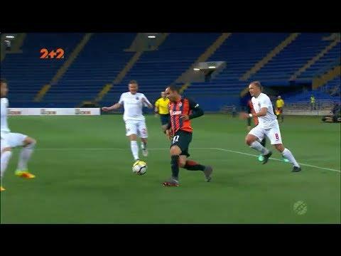 Шахтар - Верес -1:0. Відео-огляд матчу