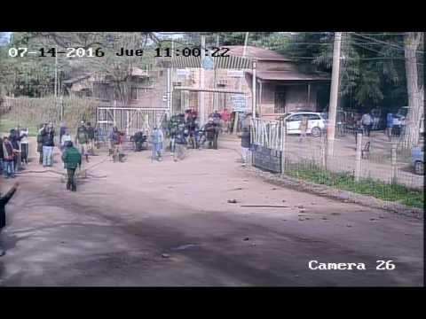 Video Cámaras de Seguridad - Incidentes en Ledesma