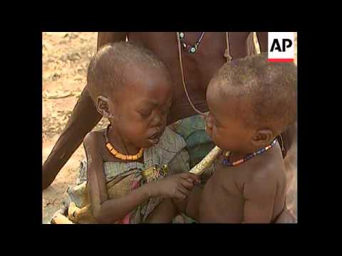 Sudan - Thousands face starvation