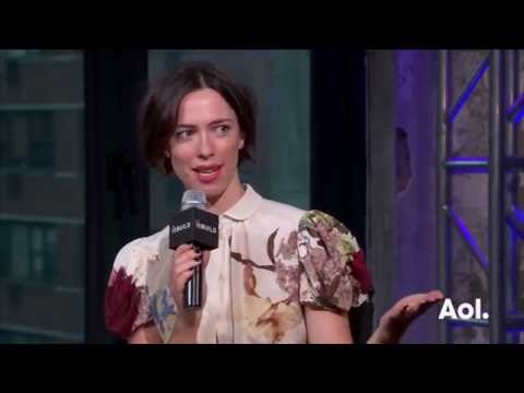 """Rebecca Hall Discusses Working With Director """"Steven Spielberg"""" 