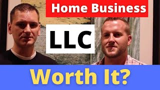 Starting an LLC - Should You Open An LLC When You Start Your Home Business?
