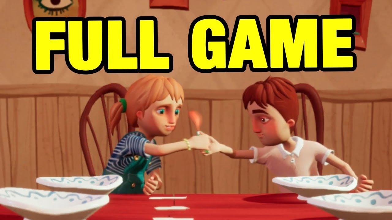 HELLO NEIGHBOR HIDE & SEEK FULL GAME SPEED RUN