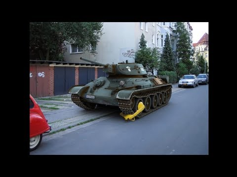 Народная Месть за парковку - Герои парковки - Вандализм или воспитание?