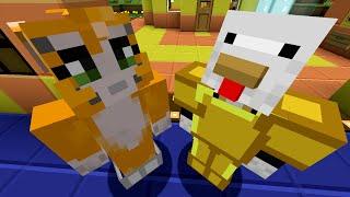 Minecraft Xbox - Together Challenge - Part 1