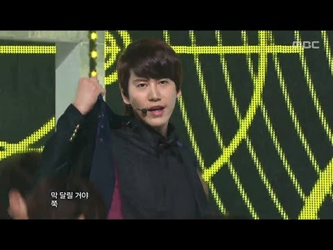 Super Junior - Spy, 슈퍼주니어 - 스파이, Music Core 20120811 video