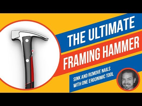 The Ultimate Framing Hammer