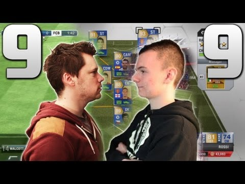"FIFA 13 - Rossi Vs NepentheZ ""Race To Division 1 FULL MANUAL!"" Episode 9"