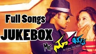 Mr. Nokia - Mr Nookayya Telugu Movie || Full Songs Jukebox || Manchu Manoj Kumar, Kriti Karbanda