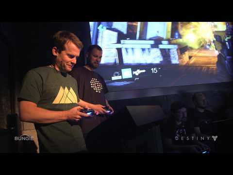 Bungie E3 2013 Day 2: Waiting For Destiny