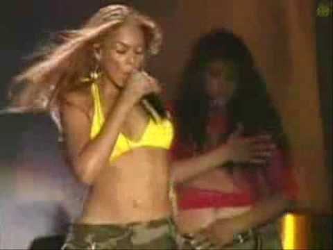 Beyonce Nipple Slip to How I Do It