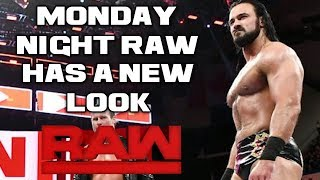 WWE Raw 41618 Full Show Review Results NIGHT 1 OF THE WWE SUPERSTAR SHAKEUP