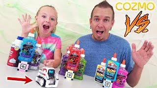 My Pet Robot Picks My Slime Ingredients! Meet Cozmo!