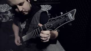 Endemise - Procreator [Guitar Play Through] (OFFICIAL)