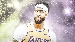 ANTHONY DAVIS LAKERS REBUILD! BEST TEAM IN THE NBA? NBA 2K19