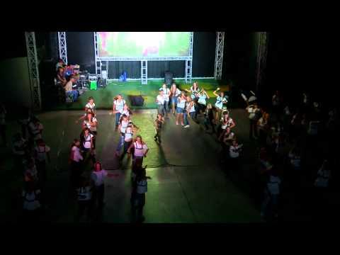 ММЦ I&Camp  2012, 5 смена  Танцевальное шоу 1  ДЛ Какаду визитка