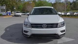 New 2019 Volkswagen Tiguan Sanford FL Orlando, FL #19-0250