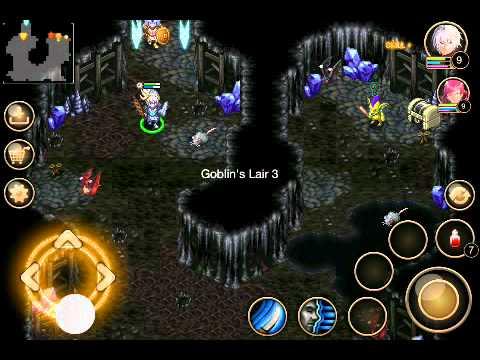 Inotia 4 Assassin Of Berkel Walkthrough Part 7