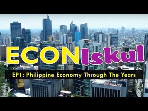 EconIskul Ep. 1: Philippine Economy Through The Years