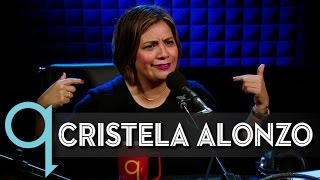 Comedian Cristela Alonzo on finding humour in hard times