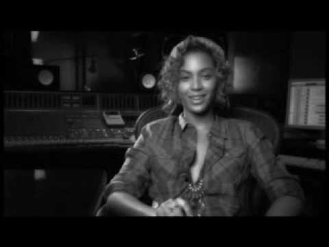 Beyonce discusses new album *says she's married*