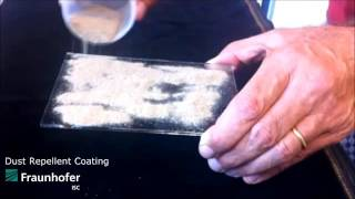 Dust Repellent Coating
