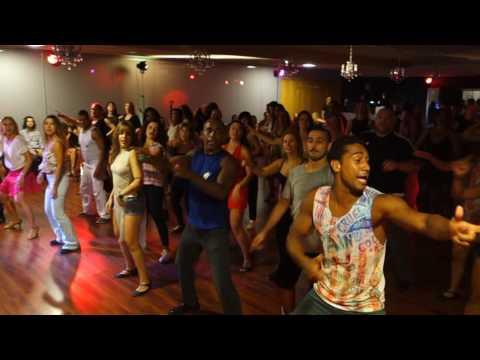 00034 ZLBF2016 ZoukLambada Social dances ~ video by Zouk Soul