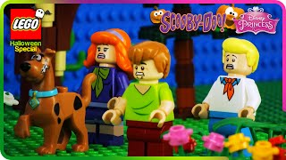 ♥ LEGO Scooby Doo & Disney Princess Halloween Special Prank  (Episode 1)