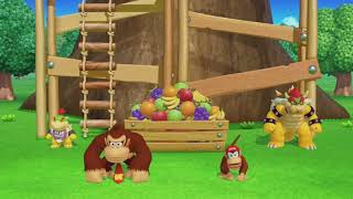 Partner Party ~ Tantalizing Tower Toys ~ Normal Difficulty 10 Turns - Super Mario Party Switch