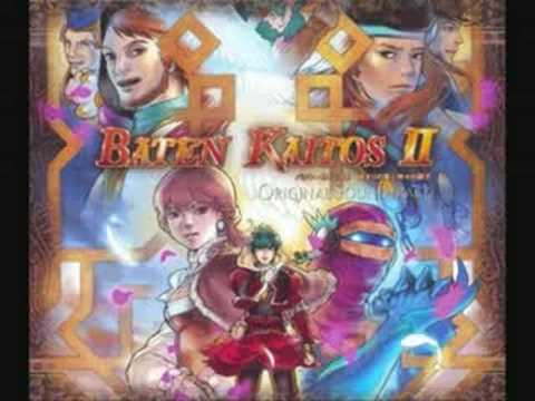 [Top 100 RPG Battle Theme]#3 Baten Kaitos: Origins