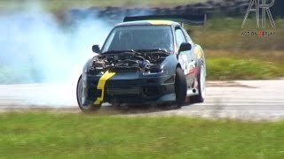 Nissan 200SX S13 powered by RB26DET
