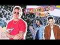 Ale Mendoza X Amenazzy X Danny Romero - Imaginandote (Remix) Lyric Video