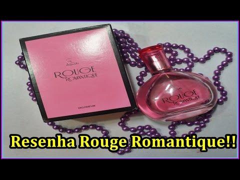 ROUGE ROMANTIQUE  Melhor Duração da vida♥(Review colônia jequiti)