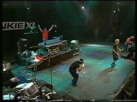 JUNKIE XL - SATURDAY TEENAGE KICK - PINKPOP 1998