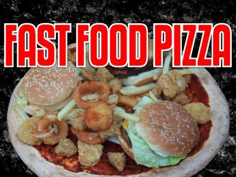 The Fast Food Pizza