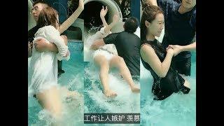 【泳裝比基尼】救生員的哥哥工作感覺好爽/2018年6月19日