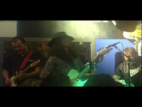 The Black Mamba&Raimundo Amador - Jam Session (Fender Day 2012, Seville, Spain)