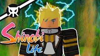 Becoming a Ninja! ▼ Shinobi Life OA ROBLOX ▼ Part 1