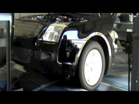 Takeda Air Intake System 06-09 Ford Fusion V6 Dyno