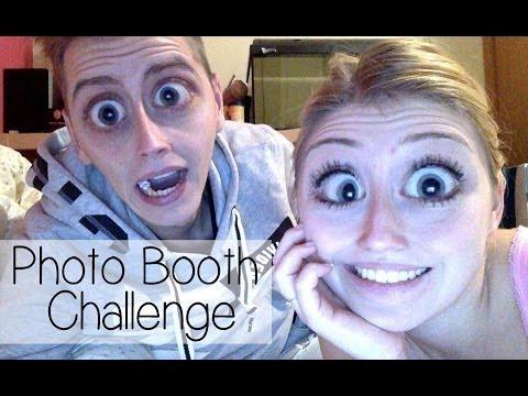 PHOTO BOOTH CHALLENGE ♥ BibisBeautyPalace